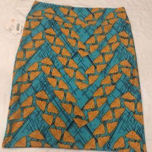 LuLaRoe Skirts - 3xl Cassie Skirt